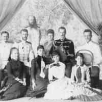 Grand Duke Sergei Alexandrovich and Grand Duchess Elisaveta Feodorovna 1884