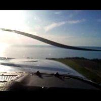 Goderich Airport - CYGD RWY 32 Touch and Go