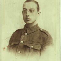 William Marcus Bell August 1917. TWCMS.1997.3540